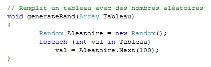 code csharp